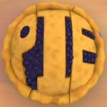 Three Letter Pie